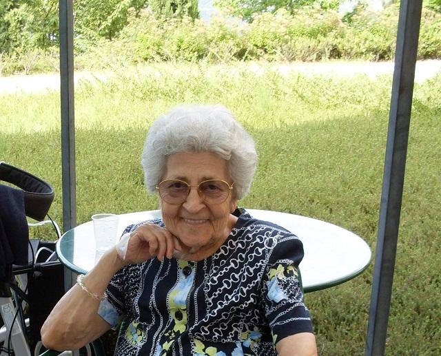 'La seconda vita di mia zia Olga a Bellagio'
