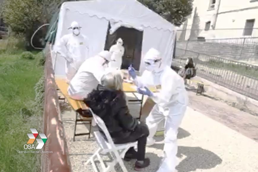 La ricetta di OSA contro la pandemia: vicinanza e servizio