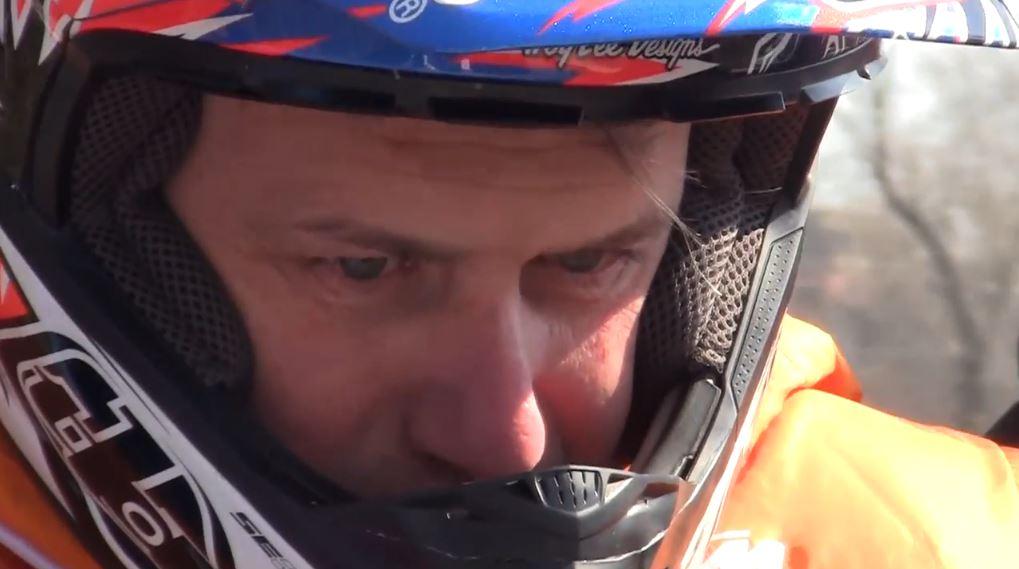 Nicola Dutto, la passione per il motociclismo oltre la disabilità