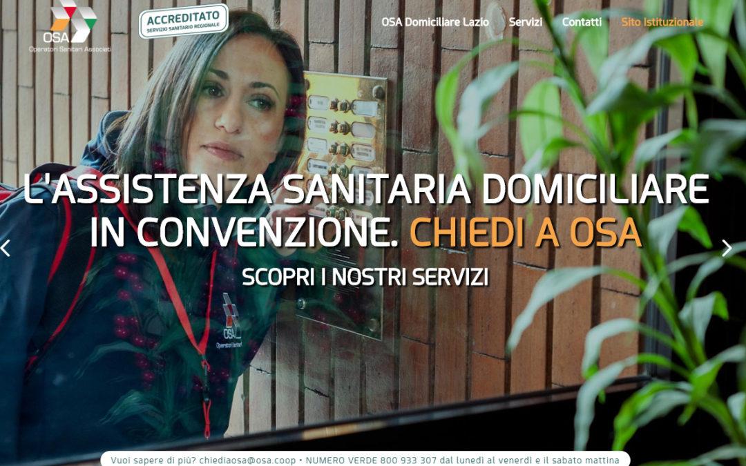 Online il sito web domiciliare.osa.coop