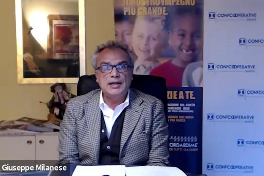Milanese: fare presto e bene sulla campagna vaccinale. La cooperazione è pronta