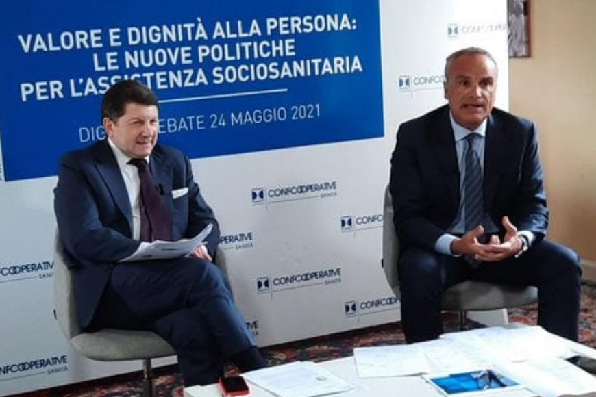 Milanese: scelte convinte e condivise per riformare assistenza sociosanitaria